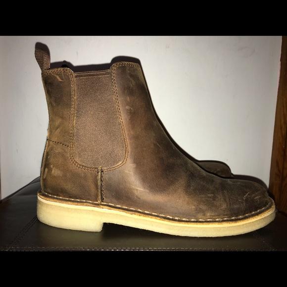 a643c86012c Clarks Desert Peak Boots